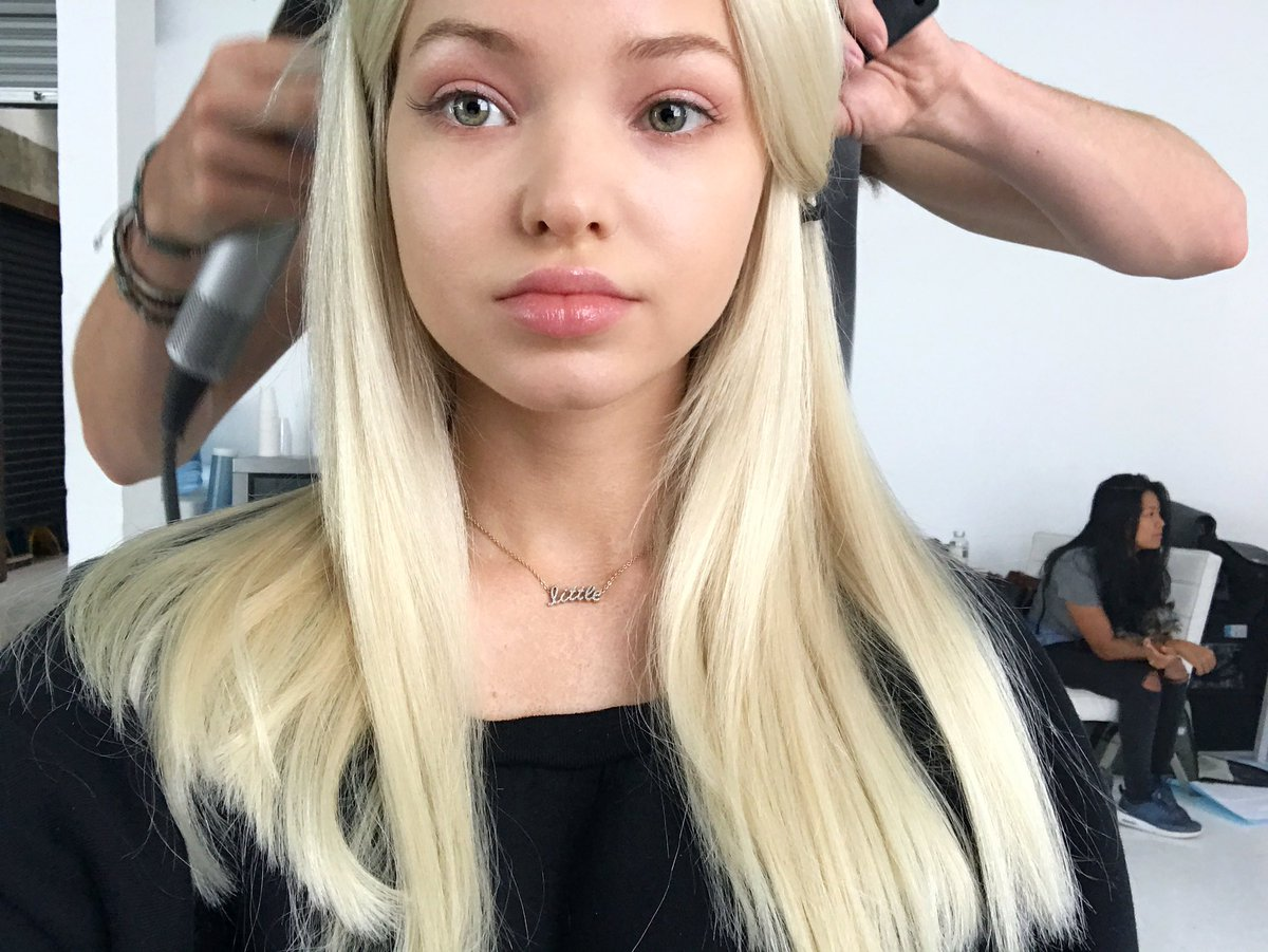 Cleavage Twitter Dove Cameron naked photo 2017