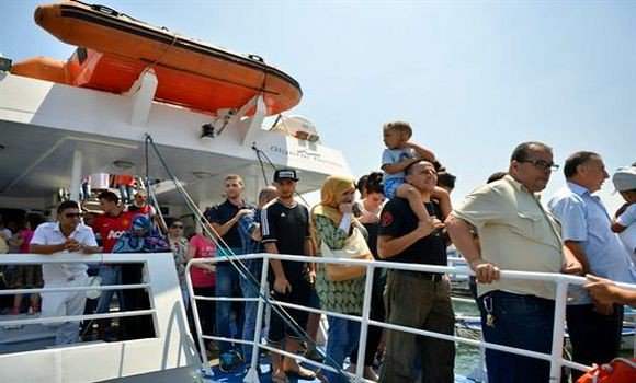 The 1st #maritime passenger service #Mostaganem-#Barcelona, inaugurated on Monday  https://www. dzbreaking.com/2017/06/06/1st -maritime-passenger-service-mostaganem-barcelona-inaugurated-monday/ &nbsp; … <br>http://pic.twitter.com/MdPF9WMUcJ