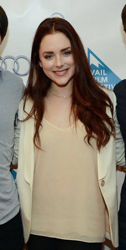 Aboutnicigiri Madison Davenport