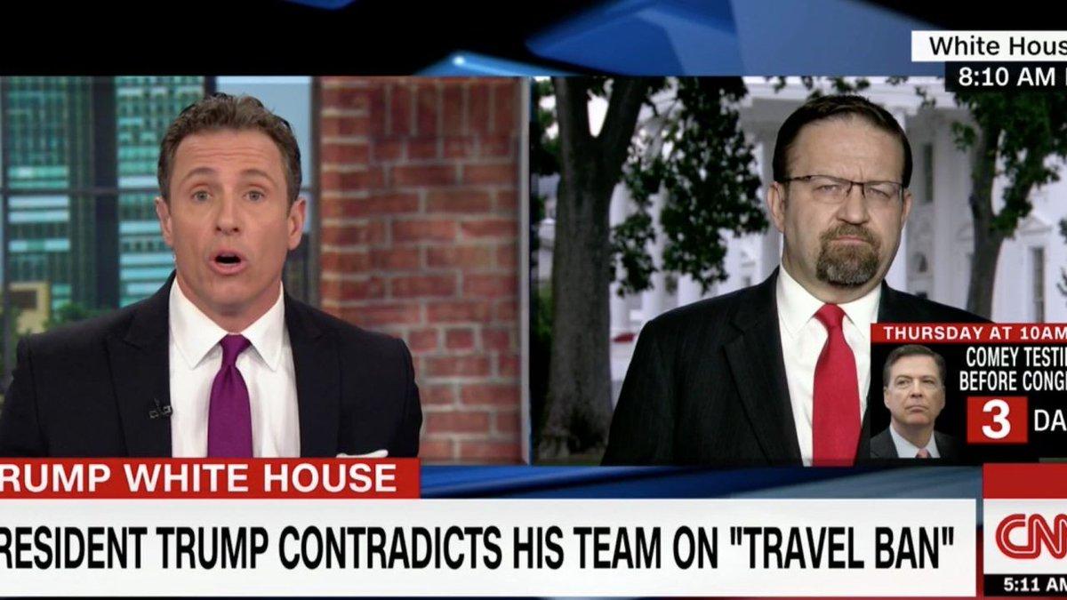 Trump advisor tells Chris Cuomo he's 'fake news propaganda' during combative debate   https://t.co/fkwZGXaj17