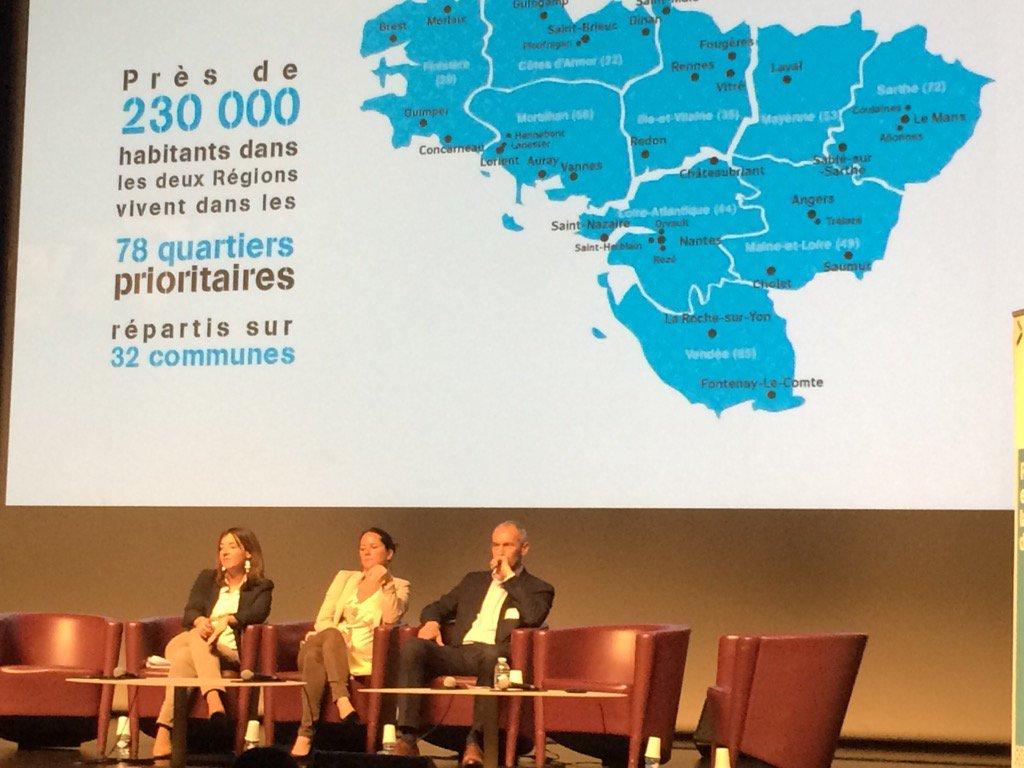 1er forum Cites cap organisé par Resovilles à Nantes dont BNP Paribas est partenaire # Projet Banlieues BNPP # RSE https://t.co/6hveyvwPCX