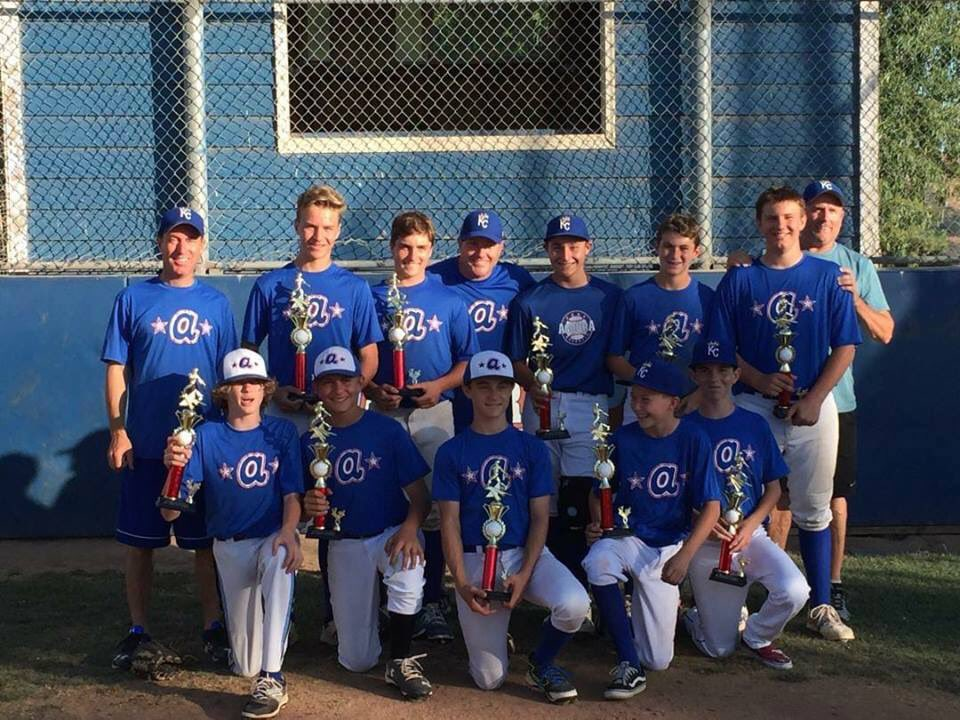 Agoura Pony Baseball On Twitter Congratulations To Our 14u