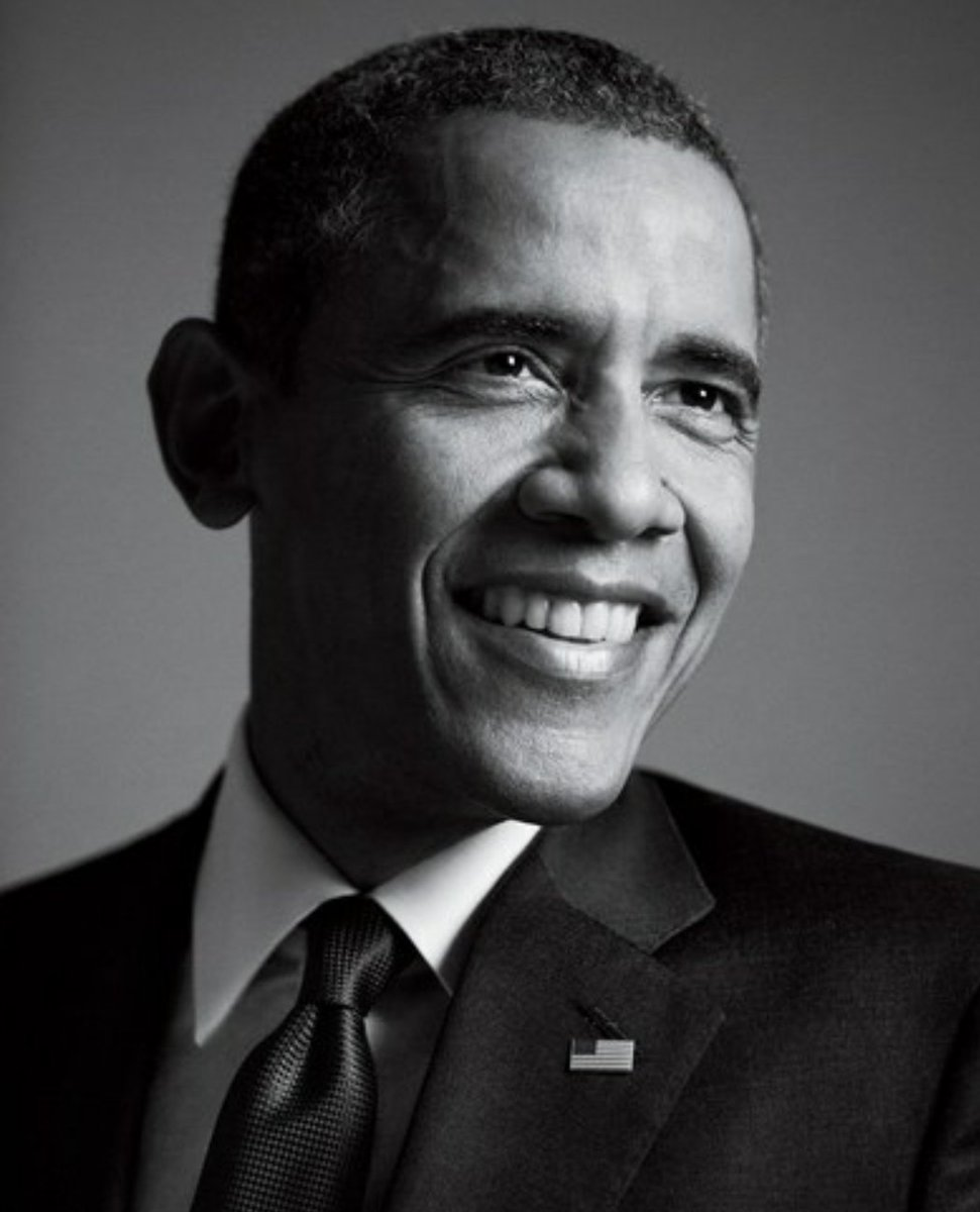 President Obama: A superior human in EVERY way.  Class Intellect Character Leadership Diligence Dignity Honor  RETWEET if u miss him too.🇺🇸
