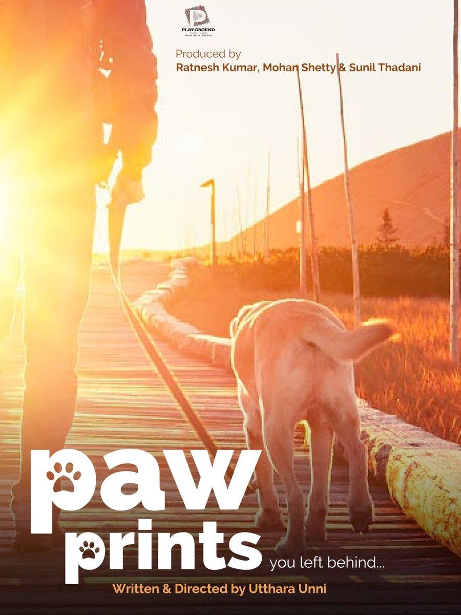 Paw Prints - Short Film  https:// youtu.be/BoZOxF4mmB8  &nbsp;    #Alagappan #Siddique #UttharaUnni @playgrounddc #short_film #directed_by #paw_prints<br>http://pic.twitter.com/3Ega8sXByD