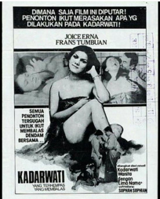 Mengejutkan ! 4 Poster Hitam Putih dari Film Jadul Bikin Netizen