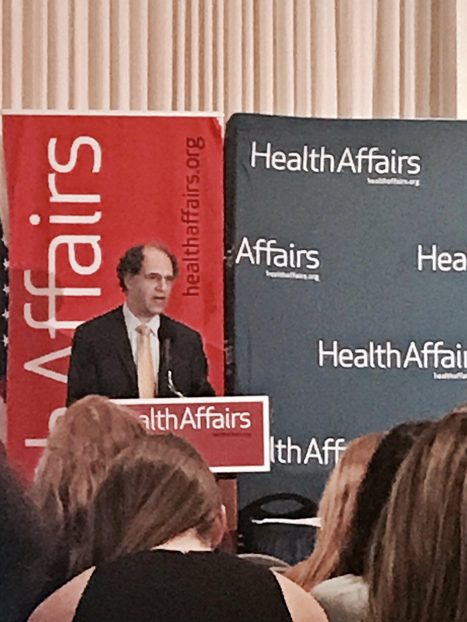 Health Affairs EIC @alanrweil kicks us off! #healthequity https://t.co/SKDyttCdCT
