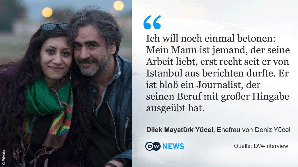 Seit 100 Tagen sitzt der Welt-Korrespondent @Besser_Deniz in Einzelhaft – wegen angeblicher Volksverhetzung. #FreeDeniz @welt