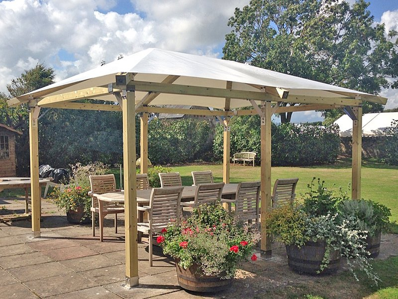 Luxury Gazebos On Twitter Whatever Happened To Summer No Problem