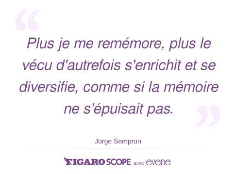 RT @Evene  Jorge #Semprun #citation &gt;&gt;  http:// bit.ly/2rGmbPj  &nbsp;  <br>http://pic.twitter.com/OgubZN5KmS
