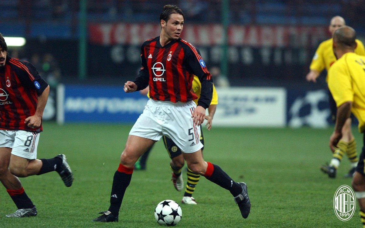 "AC Milan on Twitter ""Happy birthday to Fernando Redondo who"