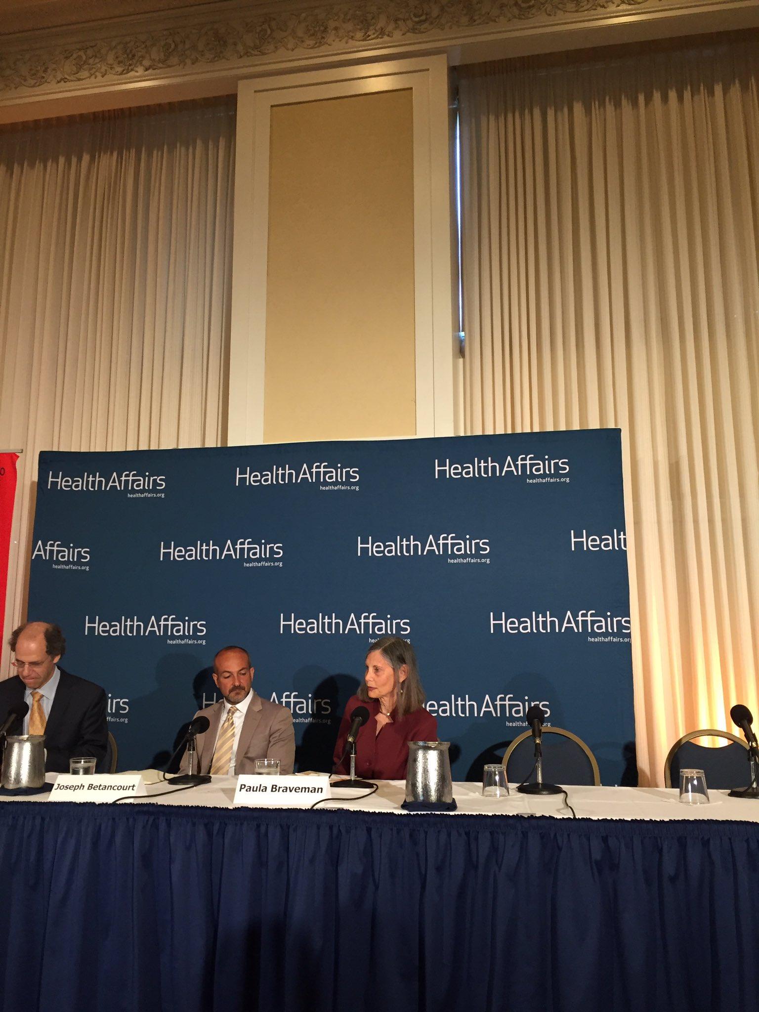 """The #healthequity frame means moving beyond health care"" -Paula Braveman @Health_Affairs https://t.co/ZugluG9bQ3"