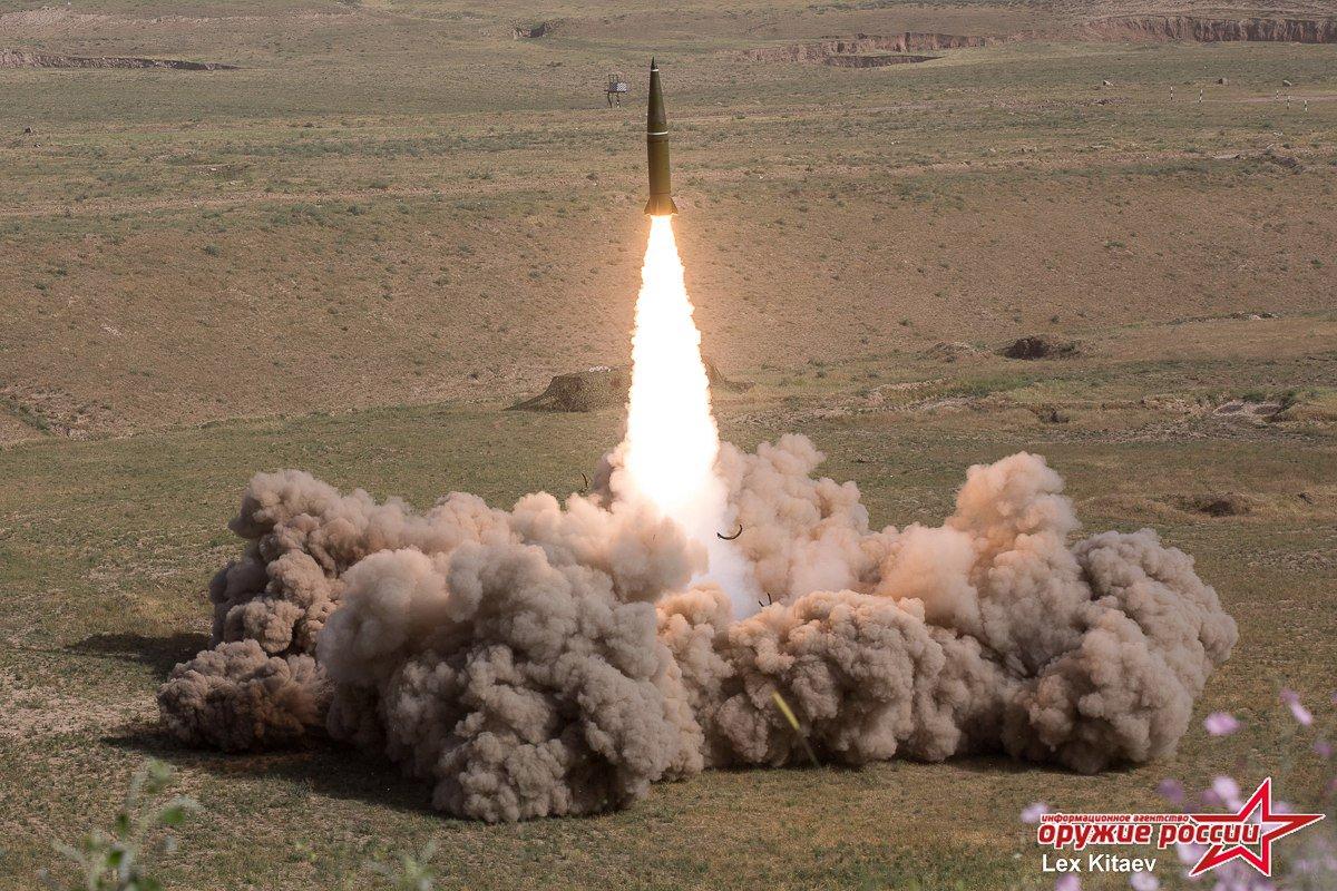 إسكندر Iskander-M منظومة القرن 21 الصاروخية DBobjFZXoAQZ4MX