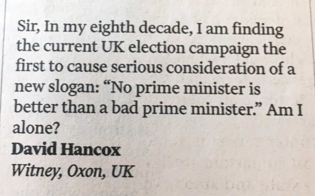 This has to be the letter of the day https://t.co/v5YsZJkgiZ