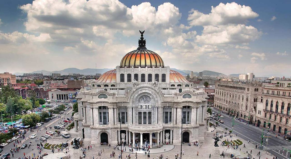 Cheap Flights from San Antonio to Mexico City