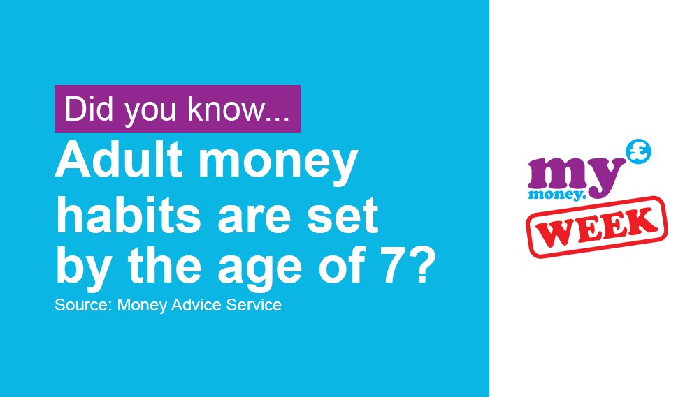 #MyMoneyWeek brings money management to life in every school. It's free to sign up and runs 12 - 18 June  https://t.co/pmKPHg9GaY https://t.co/RpIZ3qcglI