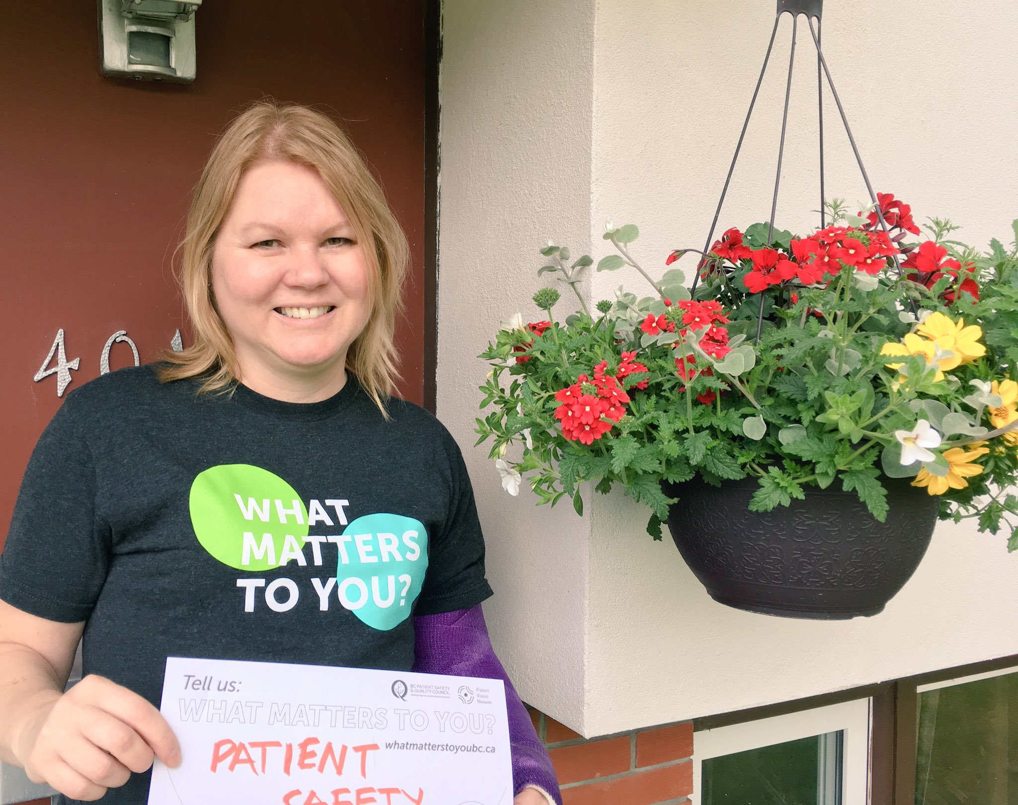 What Matters in Person and Family Centred Care to me! #WMTY17 Making sure the safety protocols are followed! @PatientVoicesBC @dani4quality https://t.co/VS8IPO6JxS