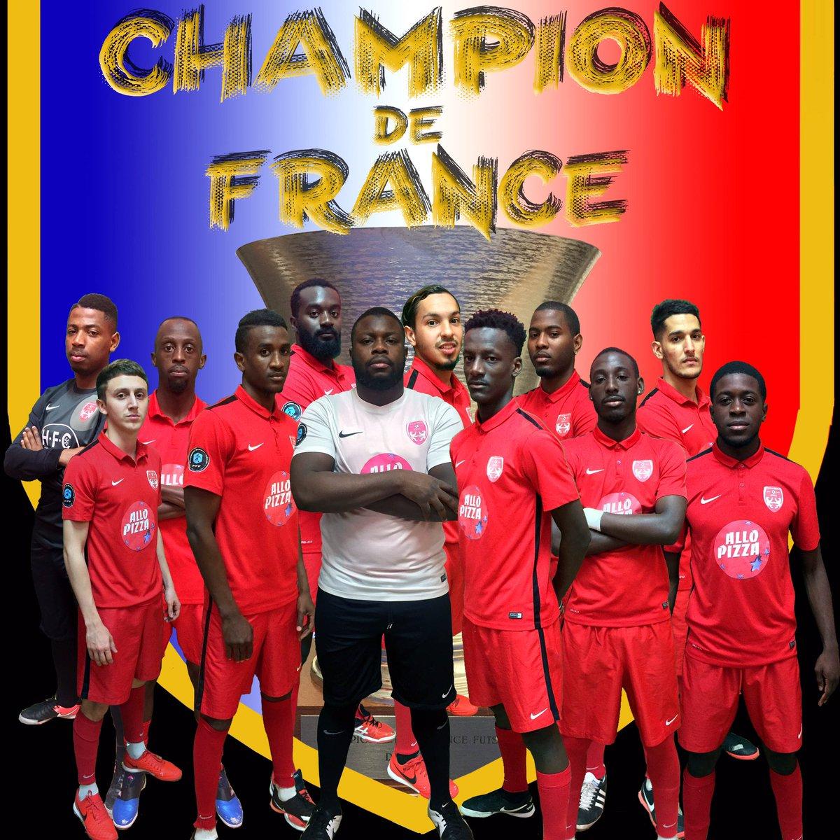 Here are the champions  #TeamDM87 #generation87 #teamdjibson #futsal #championdefrance <br>http://pic.twitter.com/XLS9KABhl4
