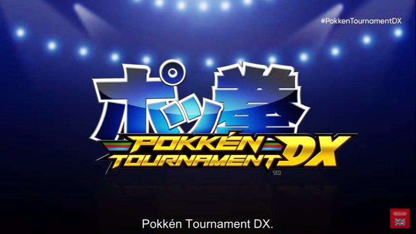 Nintendo Switch Pokken Tournament Dx Foro Anime Fagos