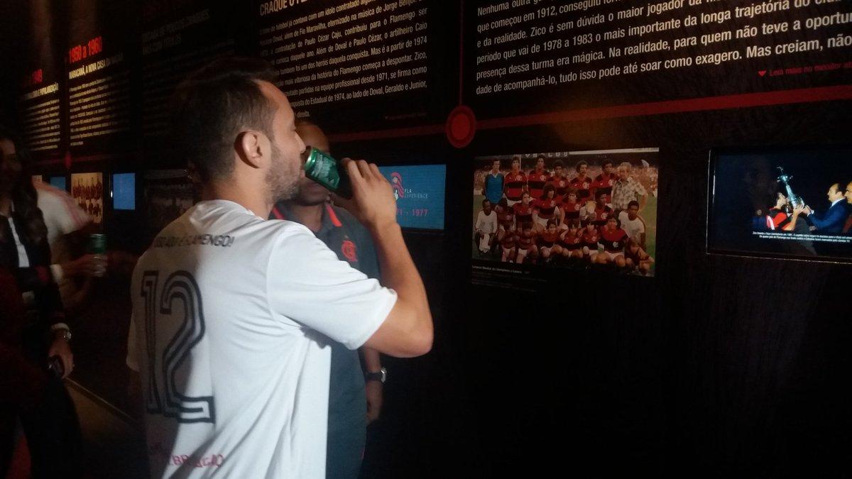 Carabao na mão e história sobre o título mundial no Fla Memória 🔴⚫ #CoeEvertonRibeiro