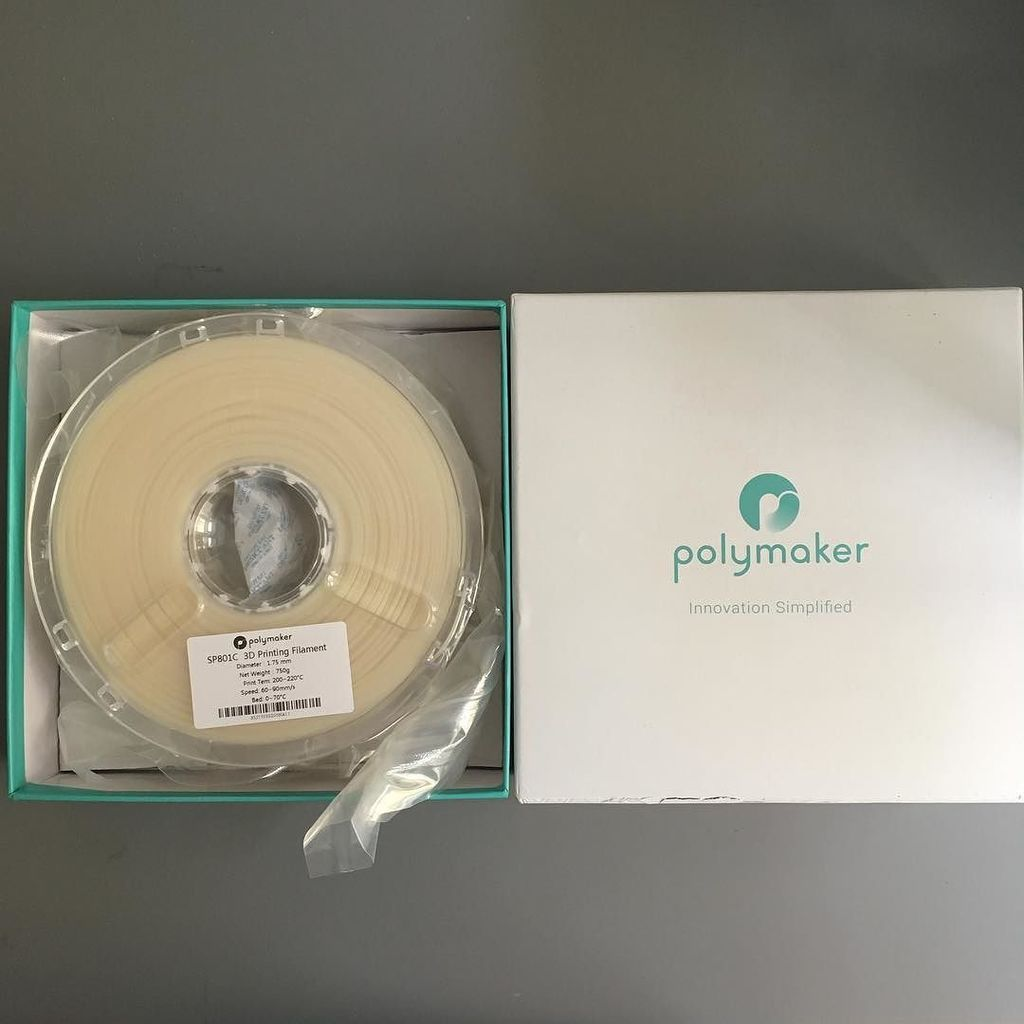 Tvaroch 3d Printing On Twitter New Filament Polycast For