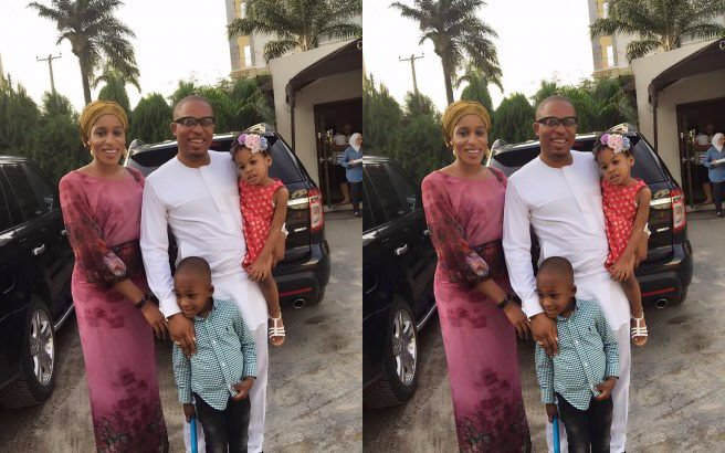 Naeto C Family photos