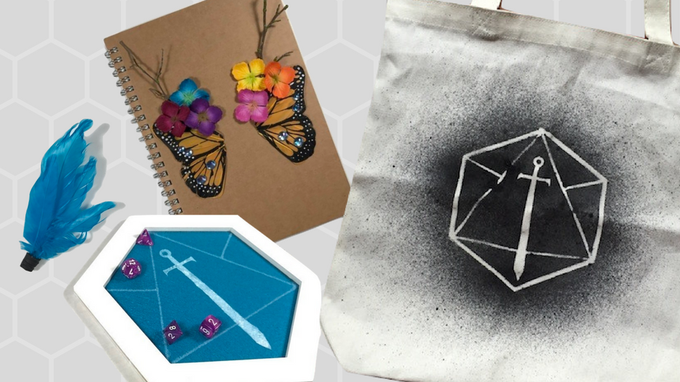 Critical Role Fans: Express Your Love Of Show With These DIY Crafts
