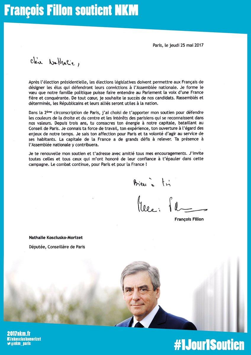 Pour Paris, je réaffirme mon soutien et ma confiance @nk_m