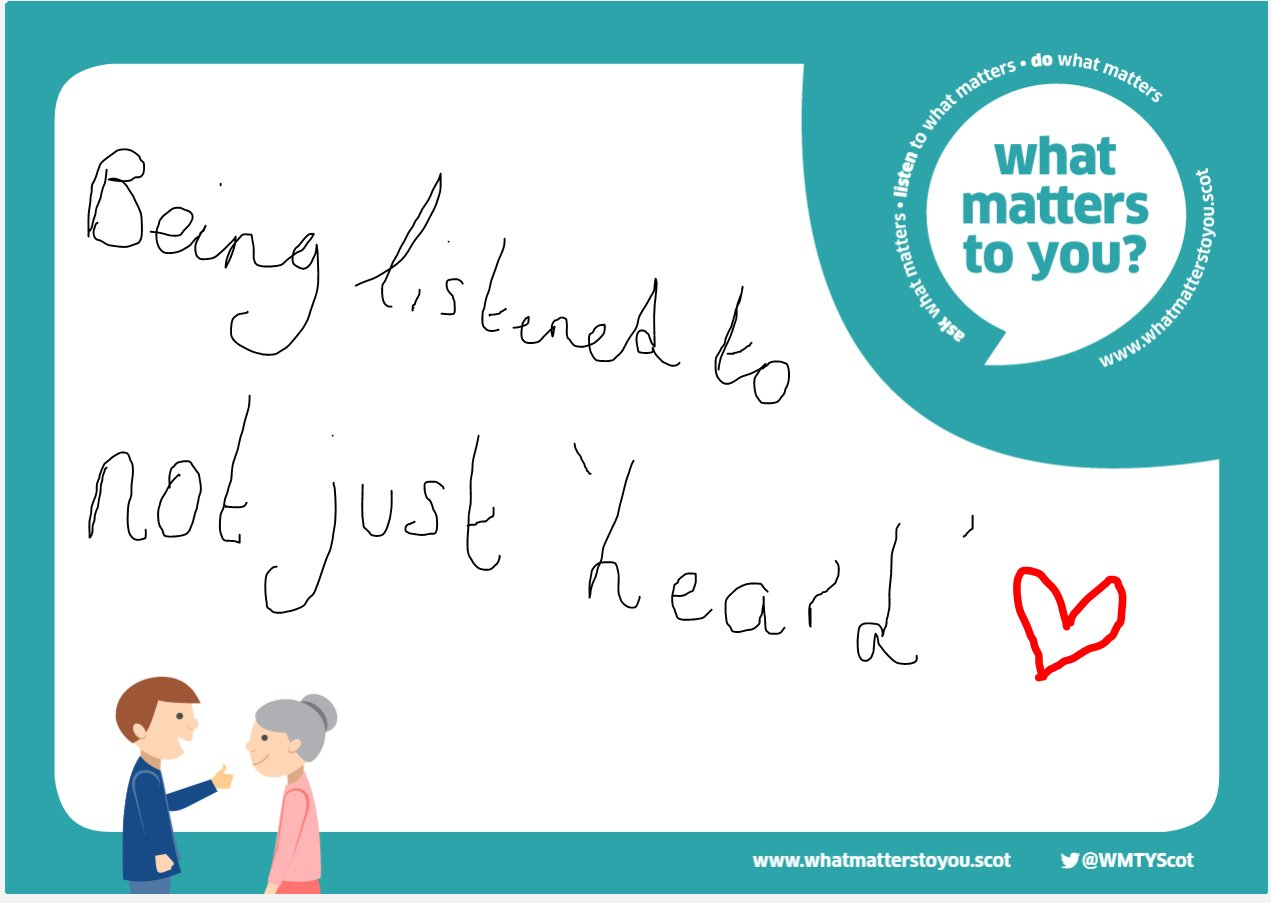 """Thumbnail for """"What Matters to You?"""" Day - The Patients' Point of View"""