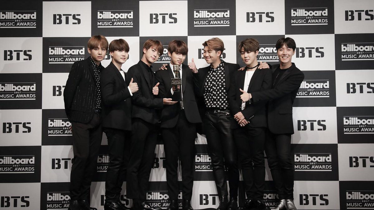 .@BTS_twt embodies K-pop's present and future crossover https://t.co/JfjOiKhSWa https://t.co/fGRPtSW2Cf