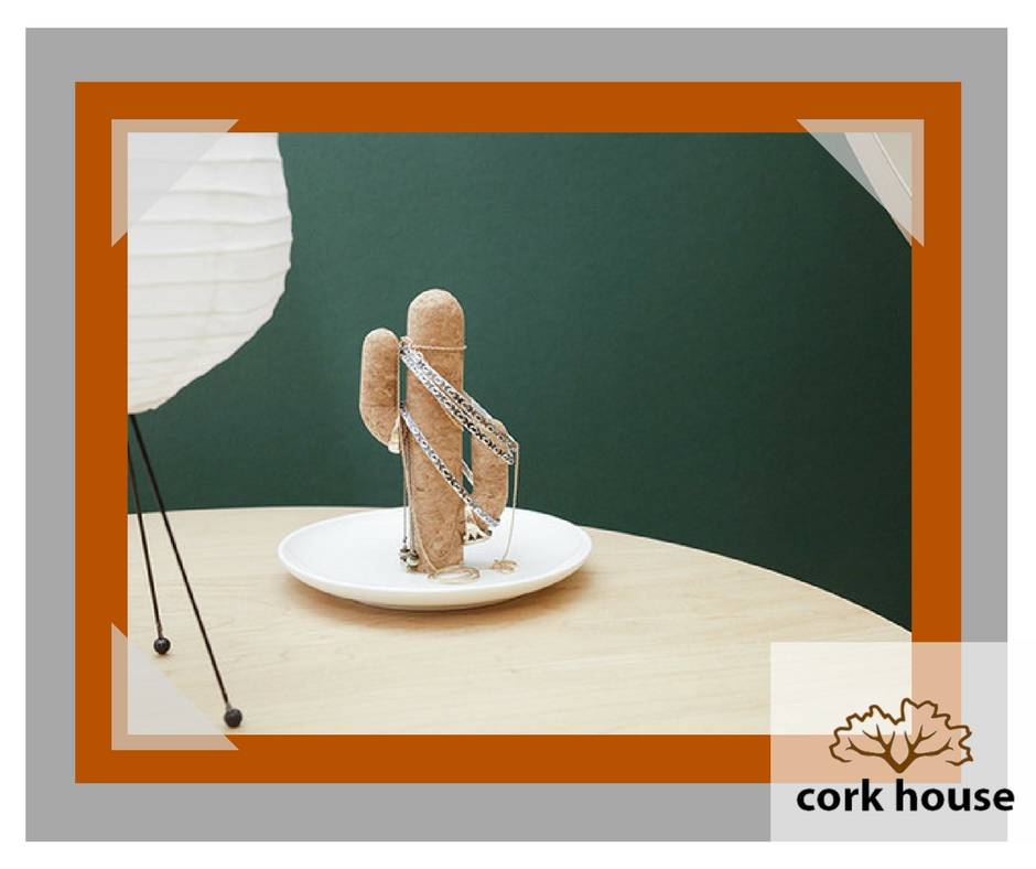 Cute, functional, and sustainable - what we call the &#39;cork tri-fecta&#39;. #TheCorkHouse #Jewellry #Holder #Functional #EcoFriendly #GoGreen<br>http://pic.twitter.com/tp9UXxJXSO