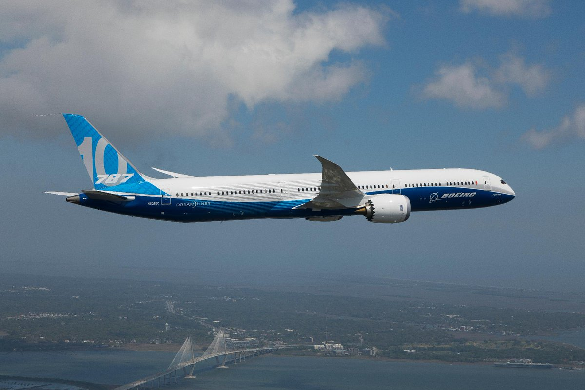 the boeing company on twitter