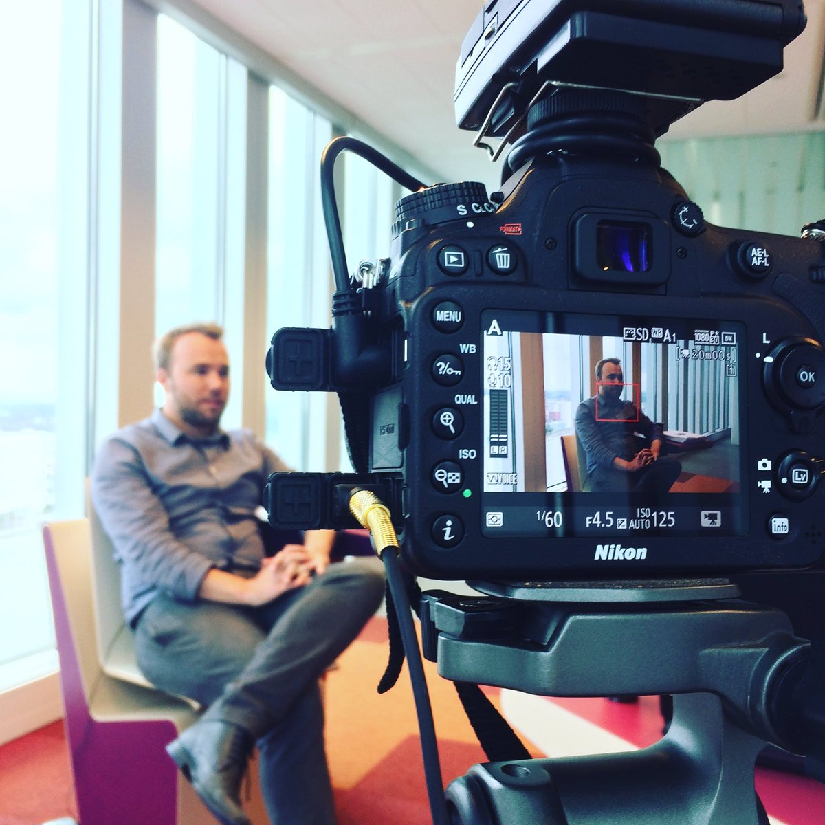 [NETHERLANDS] First interview, back on the continent, with Jillian BENDERS (Urban Development &amp; Management at Gemeente Rotterdam) #TREVE <br>http://pic.twitter.com/CjFZSNrxDU