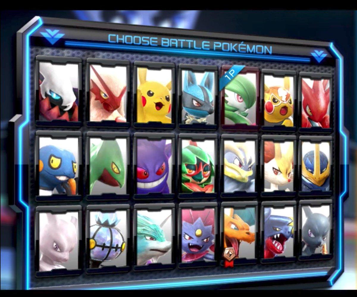 dobbs on twitter pokken tournament dx roster