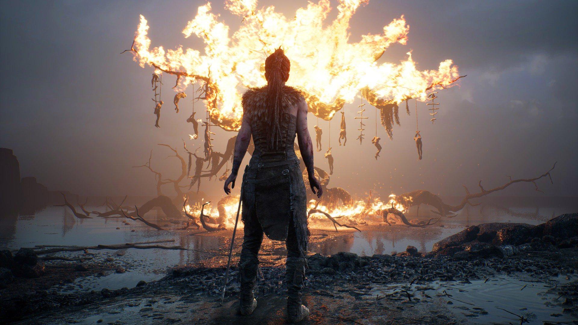Hellblade: Senua's Sacrifice 'Ragnarok' Trailer