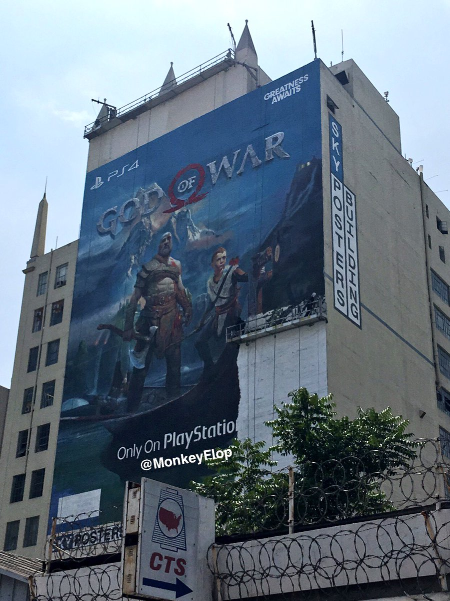 Poster god-of-war