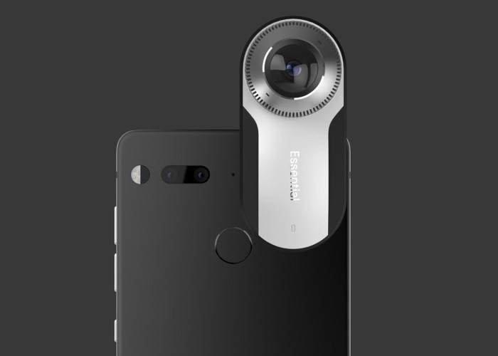 Essential Phone: telefono smartphone del fondatore di Android