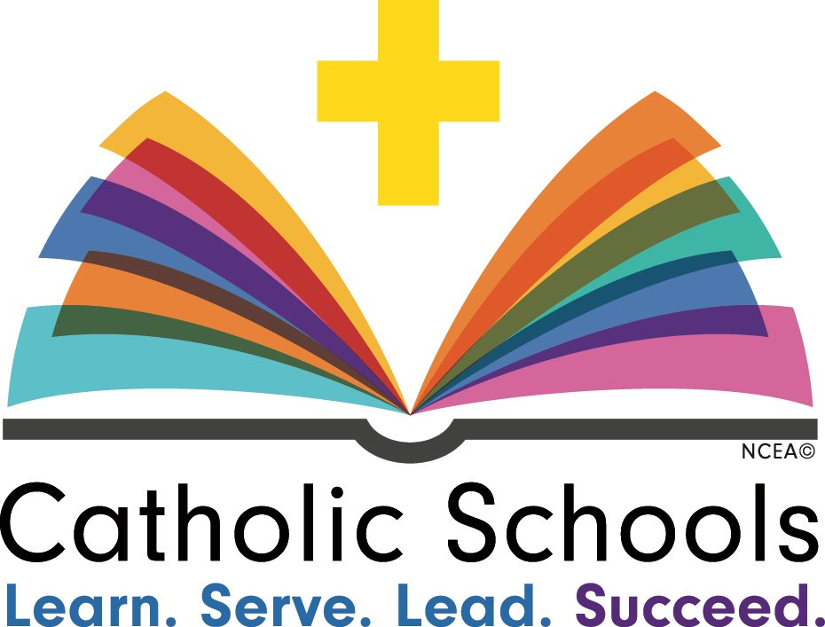 It's never too early to get ready for Catholic Schools Week! @NCEATALK just released the new logo. #CatholicEdChat https://t.co/FZiEcwu2zL
