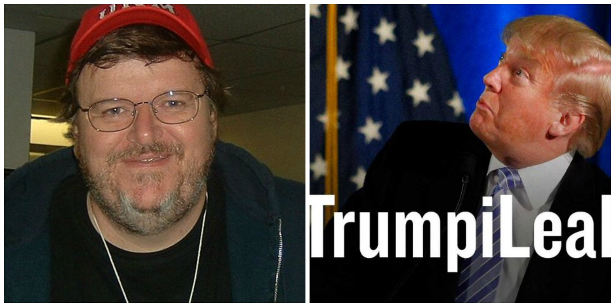 Trump White House Takes Down Website >> Michael Moore Launches Site To Help White House Insiders Take Down