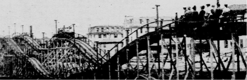 World's 1st roller coaster opens at Coney Island #OTD 1884. Read more in our historical newspaper archives #ChronAm https://t.co/FKaDUAZh83 https://t.co/vOqJxWCoK7