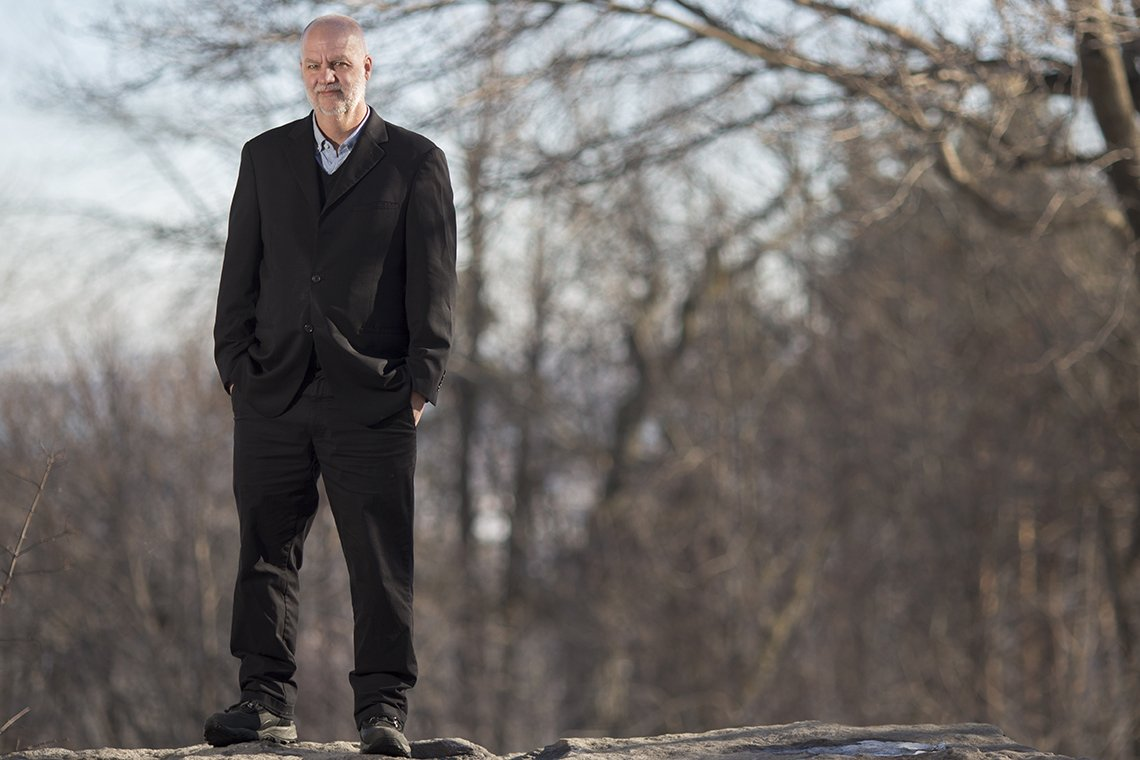Three things you should know about today's honorary grad, André Picard @picardonhealth #UofTGrad17 https://t.co/smssamxmC6 https://t.co/mldMMIwgTt