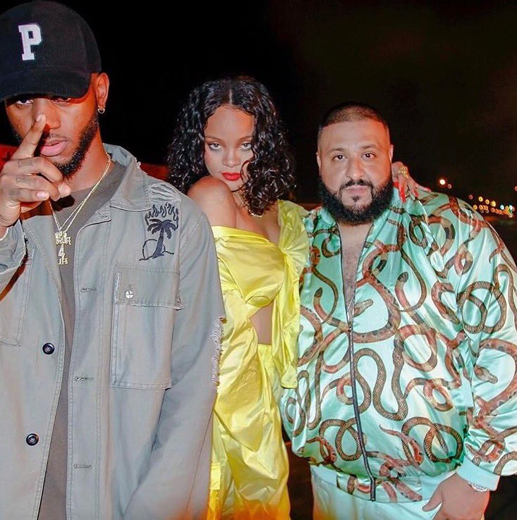 Vocals ✔️ Visuals ✔️ get ready for #GRATEFUL �� June 23rd! ��@djkhaled @rihanna @brysontiller https://t.co/jWw5ouIB1n