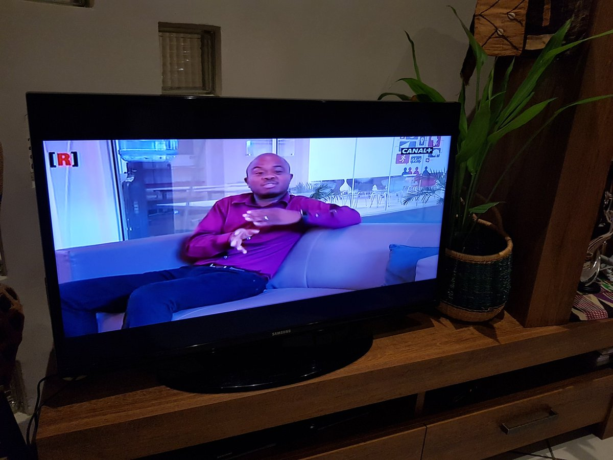 Great to see you dear .@FredSwaniker on #Reussite of @canal+. So so prouf of your work with @achaleke @alueducation .@alubusiness #Pride<br>http://pic.twitter.com/BENZaqvaU9