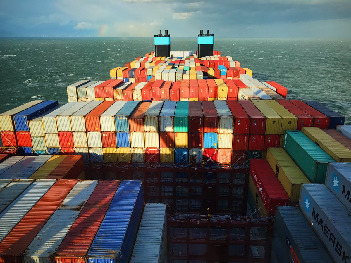 Felixstowe Dockers: A very British welcome to the Madrid