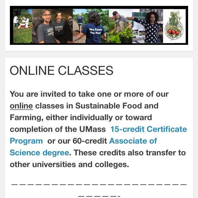 online college credits