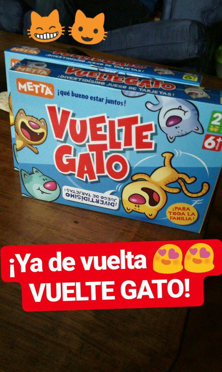 Juegos Metta On Twitter Ya De Vuelta Vueltegato Para Jugar Con