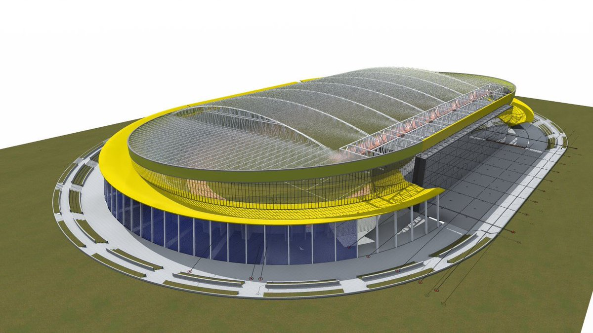 CHILE - Stadium and Arena Development News - Page 6