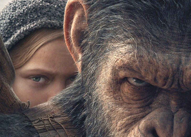 War for the Planet of the Apes 'Compassion' Promo
