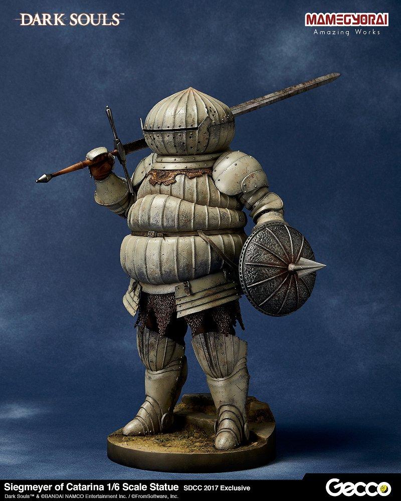 【予約開始】国内ハイクオリティ・フィギュアの雄、Gecco待望の新作!アクションRPG『ダークソウル』より、ウンウン悩む愛すべきタマネギ剣士「カタリナのジークマイヤー」がやりすぎなクオリティで立体化! #DarkSouls mamegyorai.co.jp/net/main/item_… pic.twitter.com/V8vDXBYlsa