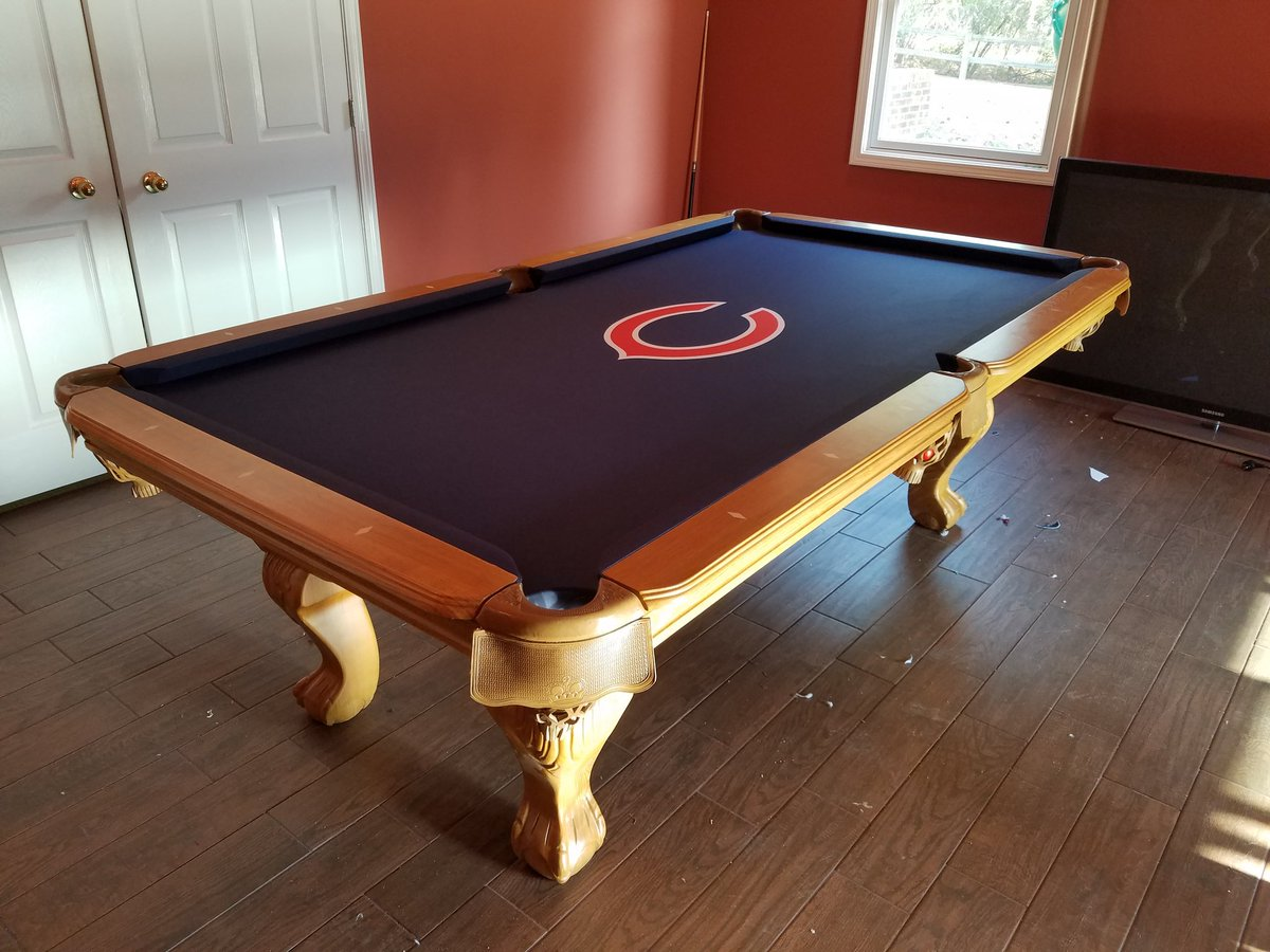 Http://atlpooltablemovers.com #PoolTable #ProfessionalBilliards #Billiards  Football Season Will Be Here Before You Know It. I Can Do It All.