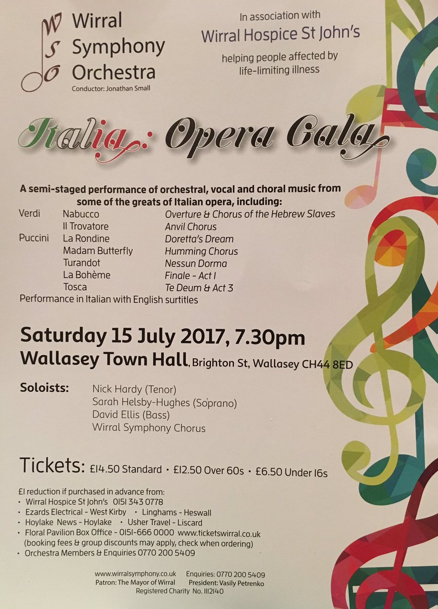 Wirral Symphony Orch (@WirralSymph)   Twitter